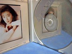 """Márcia """"koibitotachi no lullaby"""" (CD interno)"""