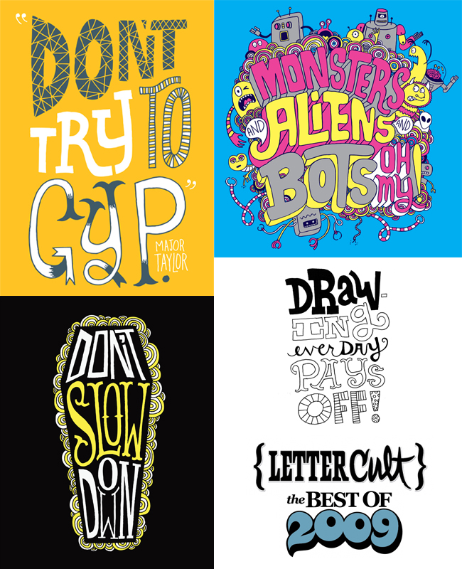 LetterCult Best of 2009