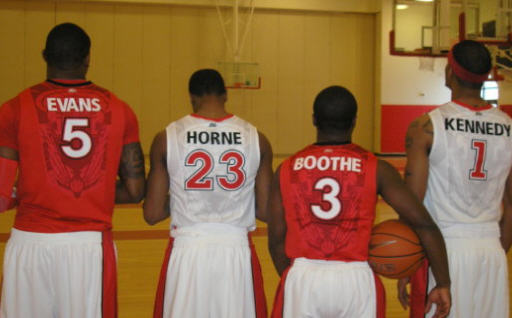 New St. John's Uniforms 2