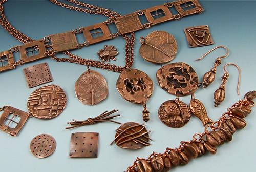 Copper Clay Experiments