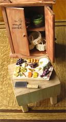 Handmade Butcher Block Table