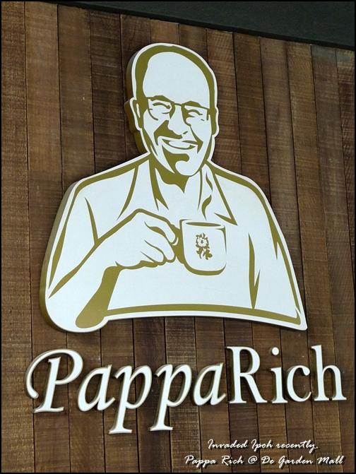 Pappa Rich @ De Garden Mall