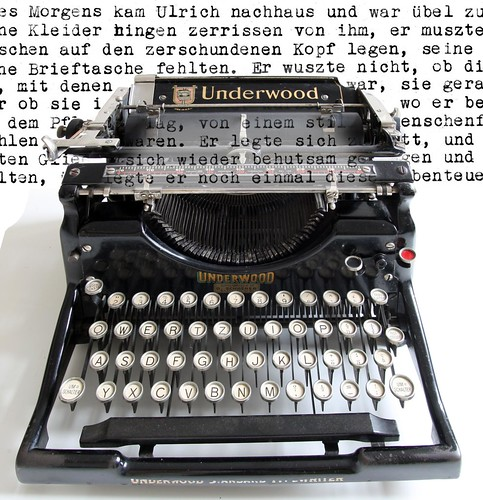 Musil Underwood