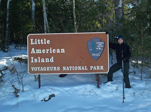 Little American Island