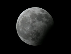 Lunar Eclipse New Years Eve 2009 (Frank Ryan Astrophotography) Tags: irishastronomy shannonsideastronomy