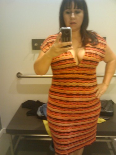 I actually bought this dress