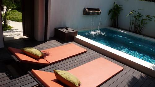 Koh Samui Mimosa Resort-Jacuzzi Pool Villa コサムイ ミモザリゾート3