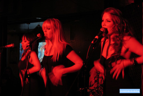 Red Blooded Women @ EQ Live