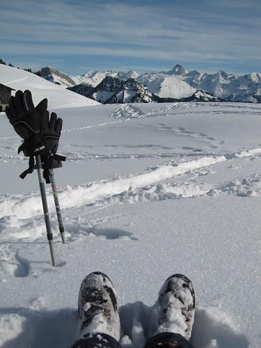 PLATEAU DES GLIERES dans Alpes 4372647019_9e2141674d