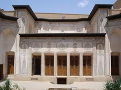 Kashan, Tabatabai House (21) (Prof. Mortel) Tags: iran kashan
