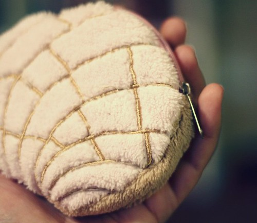 Pan Dulce Coin Purse