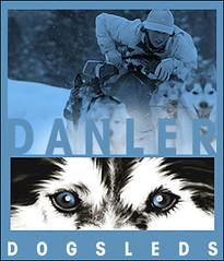 Danler Dog Sleds made in Austria