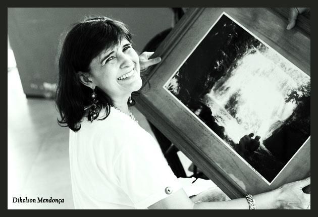 Mônica Araripe - Por: Dihelson Mendonça