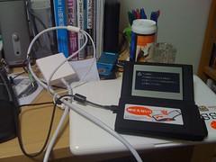 閉じたMacBook