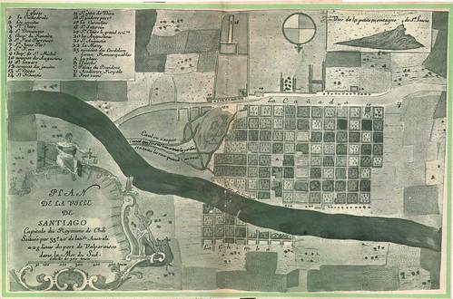 Santiago del Siglo XVII