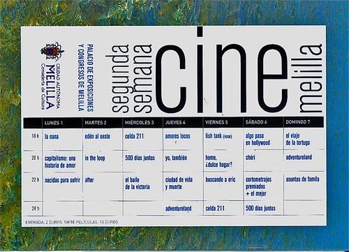 Segunda Semana de Cine en Melilla