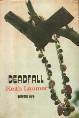 Deadfall by Keith Laumer (Robert Hall 1975)