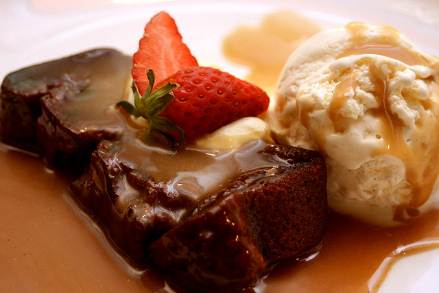 Best ever sticky date pudding!