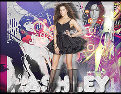 Ahsley Tisdale (' Ter) Tags: photoshop pop blend ahsleytisdale