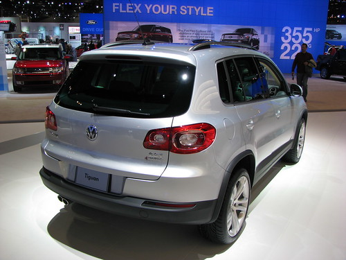 Volkswagen Tiguan .