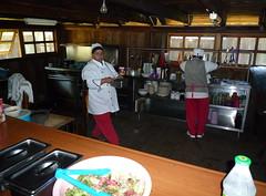 the cooks of Las Joyas (Stylurus) Tags: kitchen station de mexico reserve jalisco biosphere sierra research cooks lasjoyas manantln