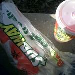 SUBWAY's sandwich & Hi&C juce thumbnail