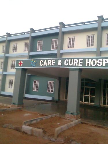 hospital setting@ Ramoji