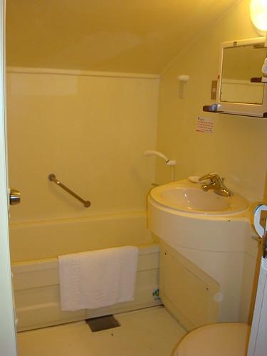 Bathroom @ 明山森林會館