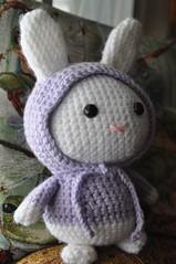 Hoodie Easter Bunny