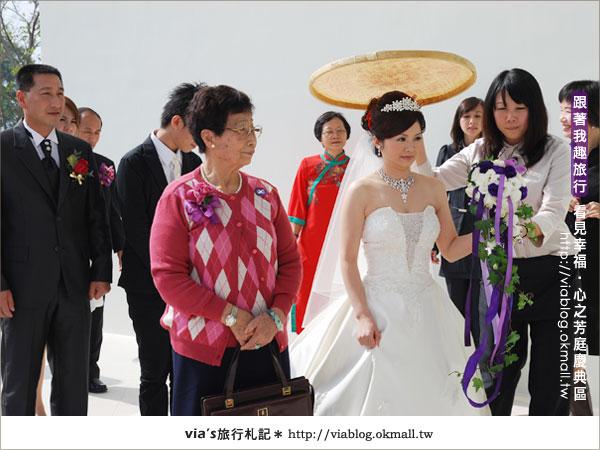 【心之芳庭】幸福婚禮登場~台中心之芳庭慶典區20