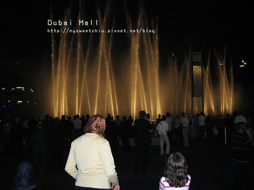 杜拜 dubai mall_3