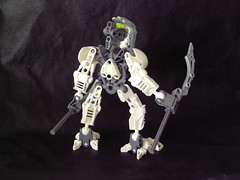 STAR Takanuva (the BCth) Tags: 2003 light star lego staff bionicle toa 2010 moc kanohi takanuva avohkii