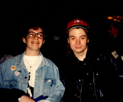 Mike Myers & Me at SNL (1990)