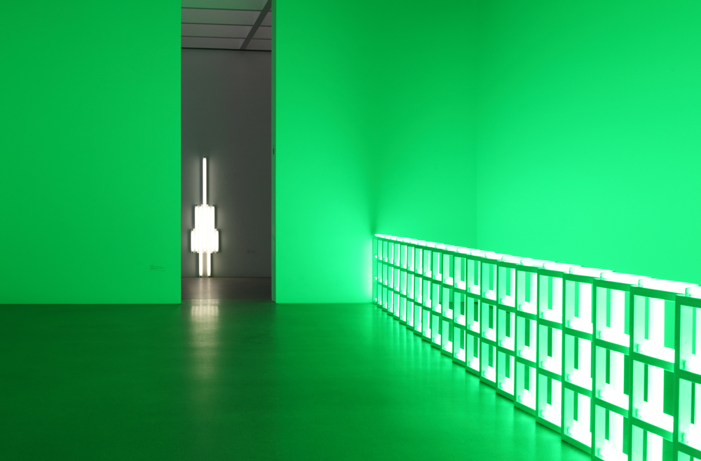 Dan Flavin, untitled, 1973 2