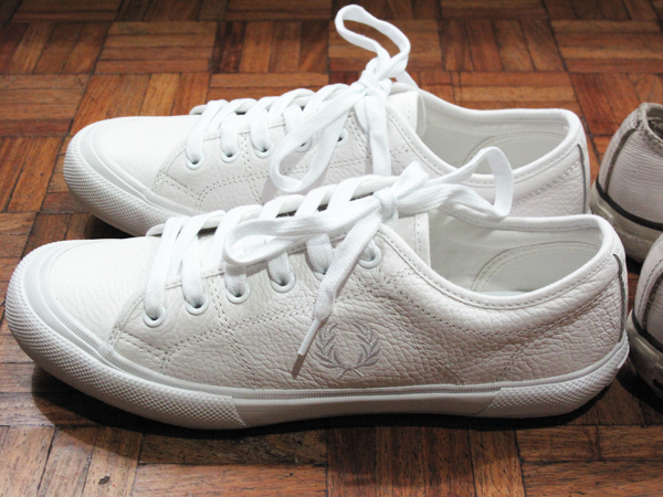 Fred Perry vs Converse sneaks 02