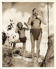 7000-0217 (AliceJapan ʕ •ᴥ•ʔ) Tags: johnny mgm 1941 weissmuller johnnyweissmuller tarzan'ssecrettreasure