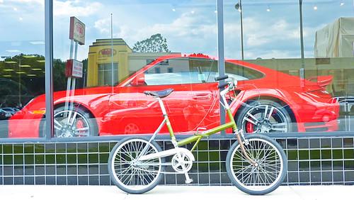 New Model  Turbo Carrera 9+11  Bicycle ???
