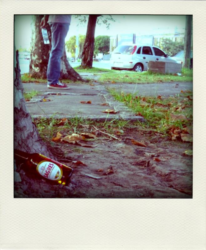Outra Sagres, também em Buenos Aires...