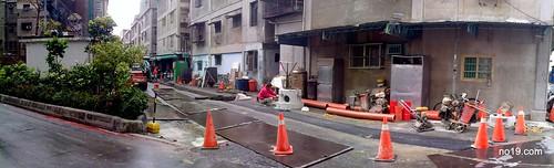 施工的路口 - 20100309134459