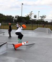 ollie gap/cone (sk8miami) Tags: skateboarding kick air ollie 180 skatepark flip skitch skateboard manual 50 boneless tweaked 5050 alx sk8 heal  kickflip back180 heelflip noseslide nosegrab regal4 tailstall backlip rocktofakie taildrop indygrab pentaxdafisheye1017mm skatemiami miamiskatepark sk8miami 360shuv floridaskateboarding kendallfreepark deckgrab westwindlakes feepark kendallskatepark miamiskateboarding westwindlakesskatepark westwindlakespark skateboarddowntownmiami beamplant