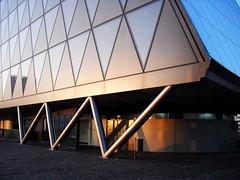Zickzack, Frankfurt/Main 2010 (Spiegelneuronen) Tags: architektur westhafen frankfurtmain frankfurterbotschaft