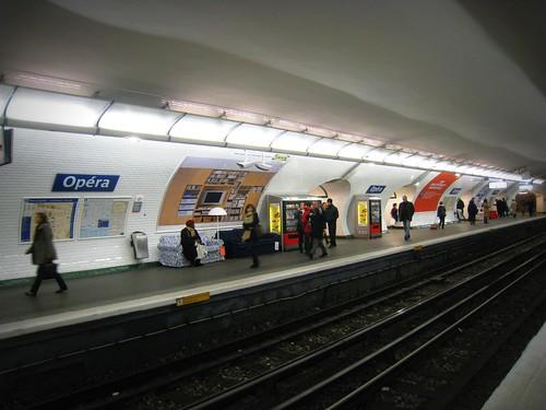 IKEA station Opéra