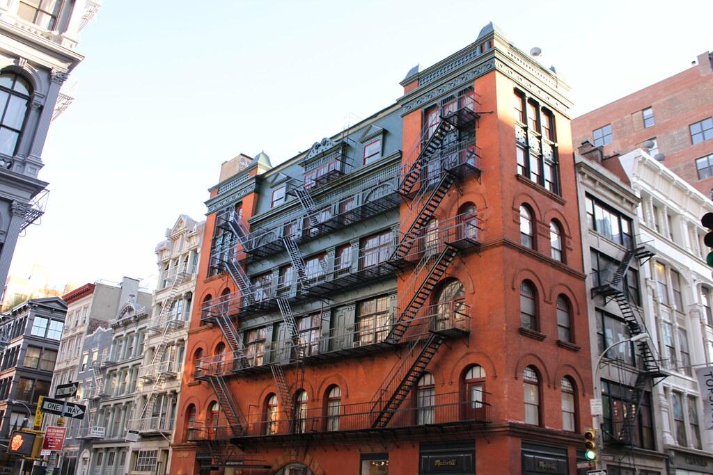 486 Broadway Building