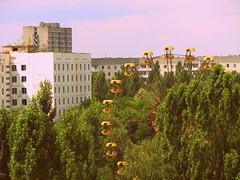 The abandoned city. Pripyat' / Chernobyl, Ukraine (Daniel Kliza) Tags: city plant abandoned power nuclear ukraine powerplant zona zone reactor iaea chernobyl abandonedcity thezone pripyat