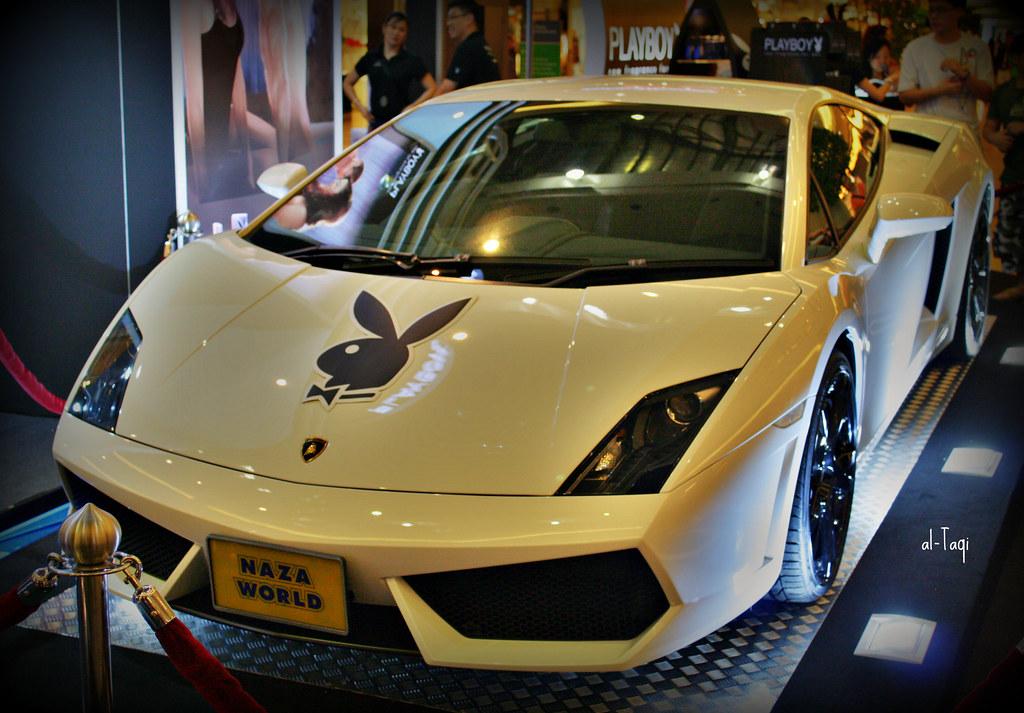HDR: Lamborghini Gallardo
