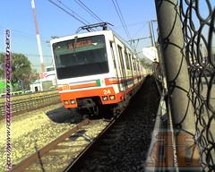 CONCARRIL FM-86 Sta Marta (infecktedmetromx) Tags: mexico la metro stc ferreo concarril fm86 metroferreo