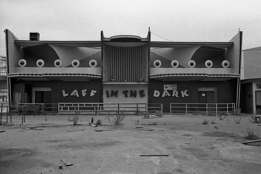 Arcade At The Pike Long Beach Ca
