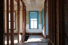 Second Floor (Black.Doll) Tags: abandoned georgia victorian tinroof haintblue asburn turnercounty