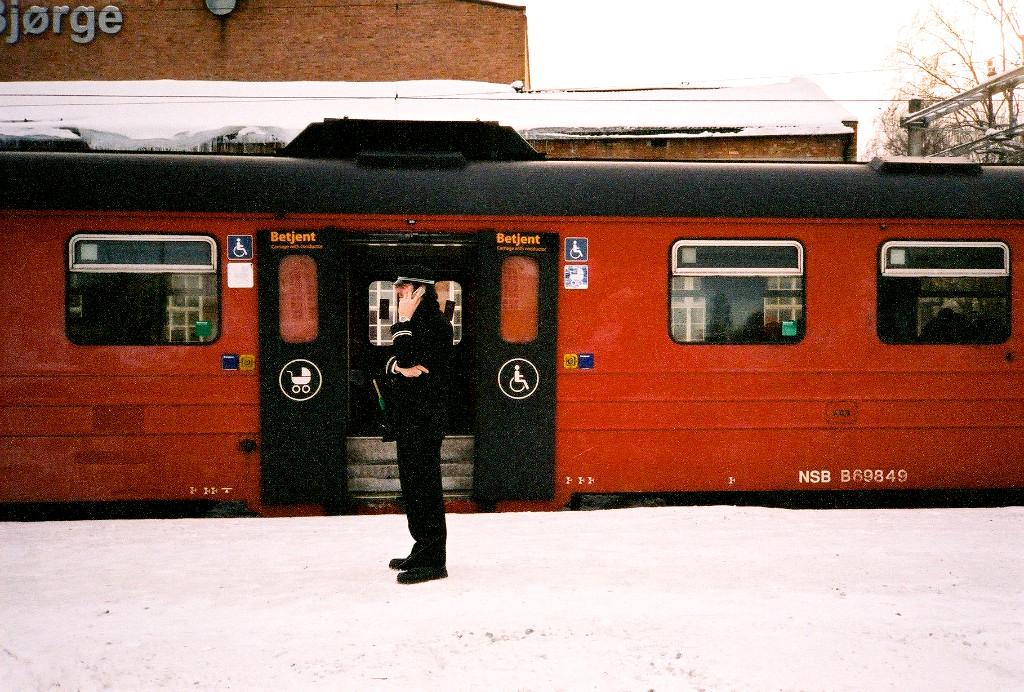 Revisit // Train Station