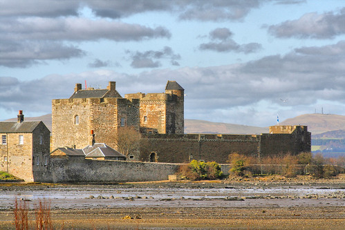 Blackness Castle by Barrie Caveman